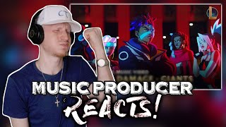 Download Music Producer Reacts to True Damage - GIANTS (ft. Becky G, Keke Palmer, SOYEON, DUCKWRTH, Thutmose) Mp3 and Videos