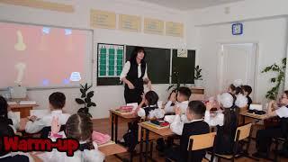 Технология БиС сабақ 1 Английский язык Самал Ахметжанова. Кокшетау