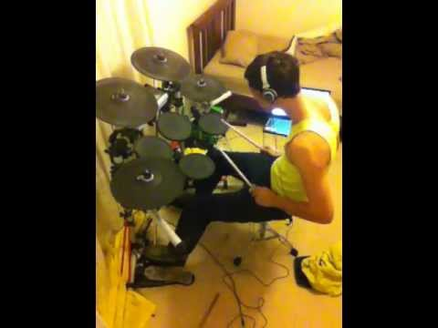 Jake Shaw - Blinded In Chains drum cover (Songsterr) - Avenged Sevenfold