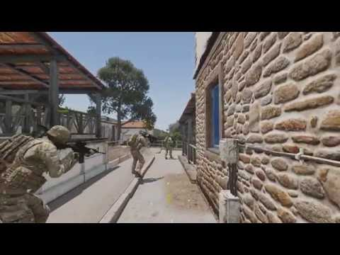 ArmA3 Light Cavalry