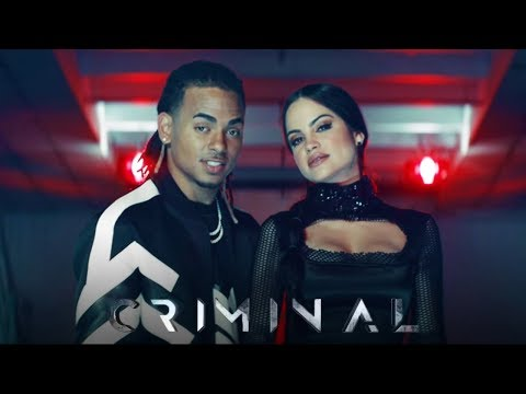 Natti Natasha ❌ Ozuna  Criminal [Official Video]
