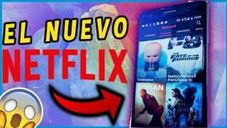 Esta Aplicación Supera Por Mucho a Netflix! A qué no sabias que existía | La Mejor Copia de Netflix!