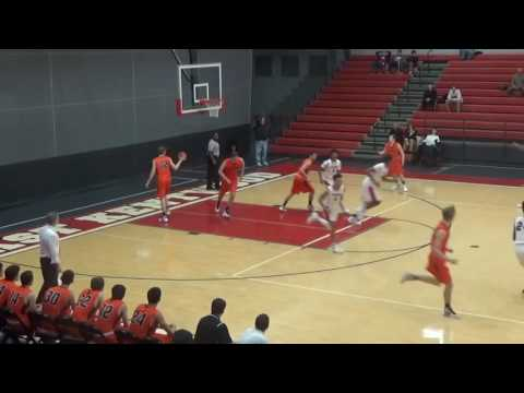 East kentwood basketball Marlon dorsey part 2