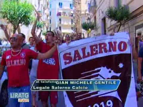Intervista all'Avv del Salerno Calcio Gentile sulla questione marchio della Salernitana Sport