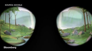 Google's Augmented- and Virtual-Reality Product Push