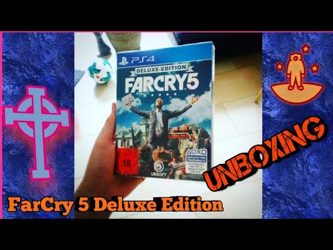 farcry 5 deluxe