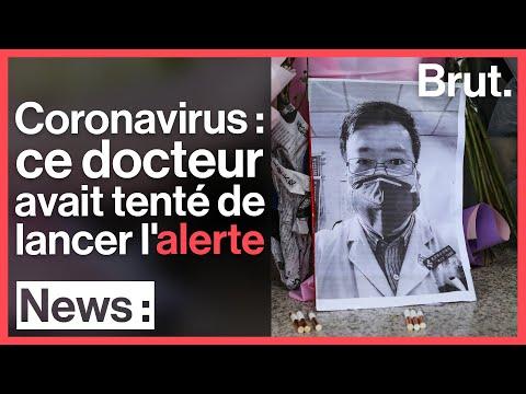 Réduit au silence par les autorités chinoises: l'histoire du docteur Li Wenliang