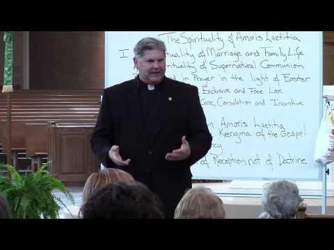 Year of Mercy Spirituality Series: Nuptial Spirituality of Amoris Laetitia