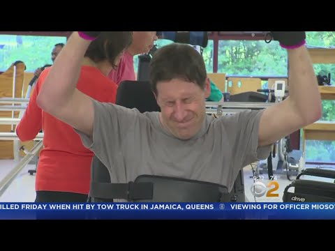 Gyms Offer Fitness Programs Designed For People With Disabilities