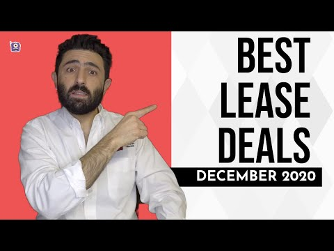 Best Car & SUV Lease Deals: December 2020