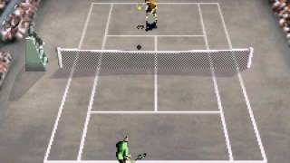 Agassi Tennis Generation (GBA) - Vizzed.com GamePlay Mynamescox44
