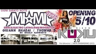 ★ MIAMI WINTER SEASON ★ KUKU 2.0 / OFFICIAL PROMO