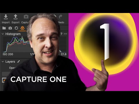 New Features!!! Capture One is amazing!