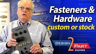 Fasteners, Screws, Hardware and Latches - DB Roberts