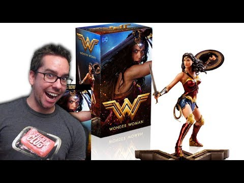 Wonder Woman Blu-ray Box Set Revealed
