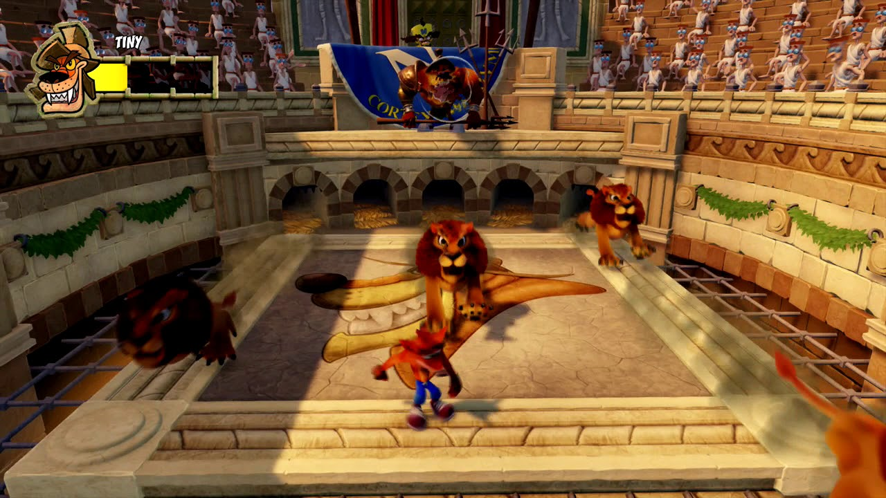 crash bandicoot how to get a relic