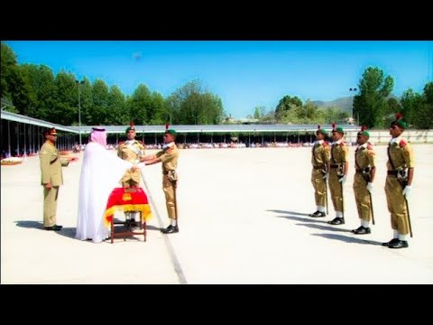 Prize Distribution Ceremony At Pakistan Military Academy 2017 | 135 PMA Long Course |