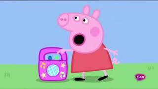 PEPPA PIG BAILA SCOOBY DOO PA-PA :v