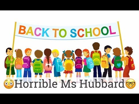 The Horrible Ms Hubbard - Children's Bedtime Story/Meditatio