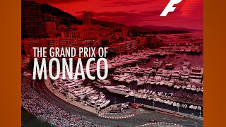 Look back at 1996 Monaco Race F1 {1080p 60fps}