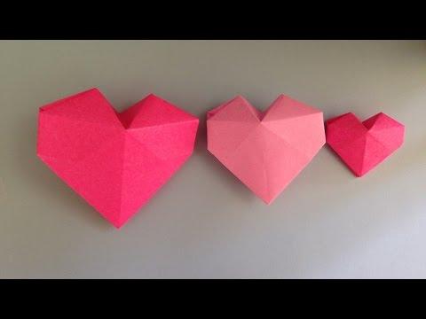 クリスマス 折り紙 : 折り紙 ハート 折り方 : popmatx.com