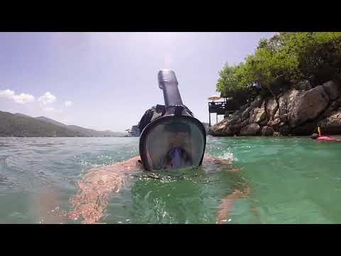 Royal Caribbean Anthem of the Seas (Summer 2017) Snorkeling at Labadee, Haiti