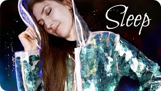 ASMR 9 Sleepy New Triggers ✨ Deep Crinkles, Massage, Brushing, Sequins, Scratchy & Soft Sounds
