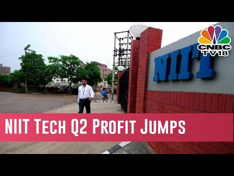 NIIT Tech Q2 Profit Jumps 30% On Strong Operational Numbers | Business Lunch