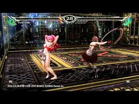 SCV: Futa-chan vs Red Ring