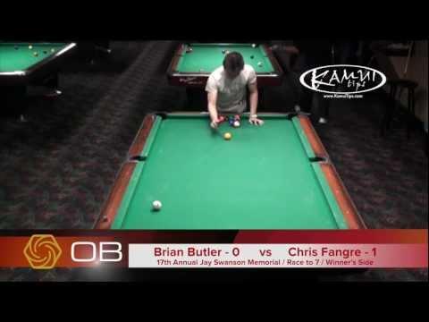 """""""Swanee 17"""" - Brian Butler vs Chris Fangre / Feb 2013"""