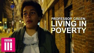 The Teen Whose Family Can't Afford To Buy Food: Professor Green Living in Poverty