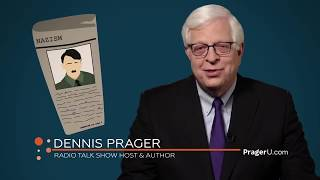 YTP Dennis Prager ascends to godhood and respects women