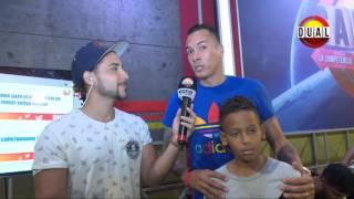 Calle 7 Panamá - Entrevista a Blas Pérez
