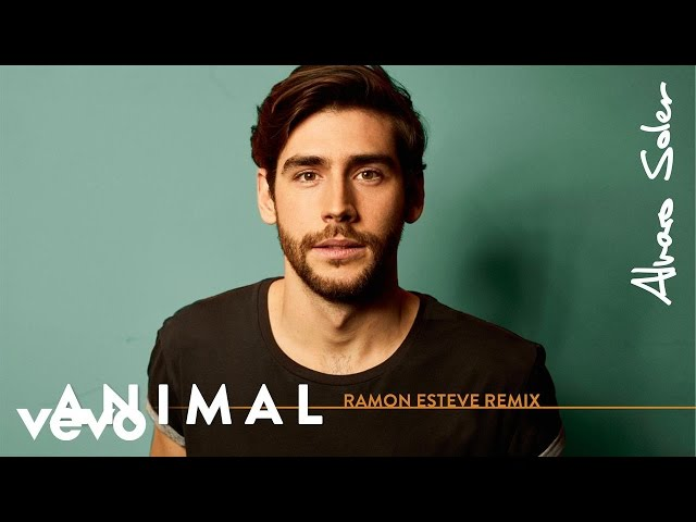 Alvaro Soler - Animal (Ramon Esteve Remix)