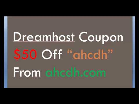 Dreamhost Coupon September 2015 From AHCDH