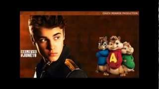 As Long As You Love Me/Edited Version/Justin Bieber with Alvin and The Chipmunks