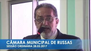 Paulo Santiago Pronunciamento 28 03 2017