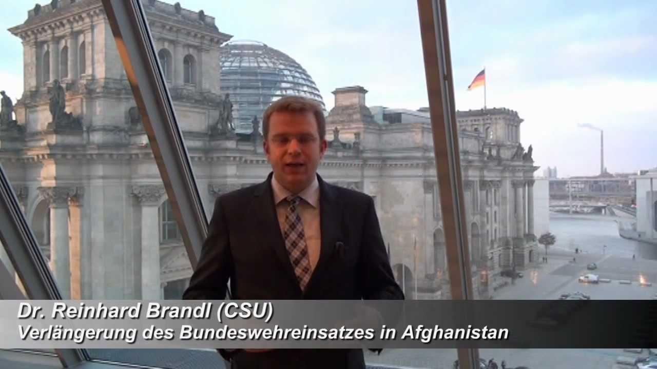 Verlängerung des Bundeswehreinsatzes in Afghanistan