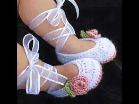 Como hacer unos zapatitos para ni a ideas youtube - Ideas para decorar zapatos de nina ...