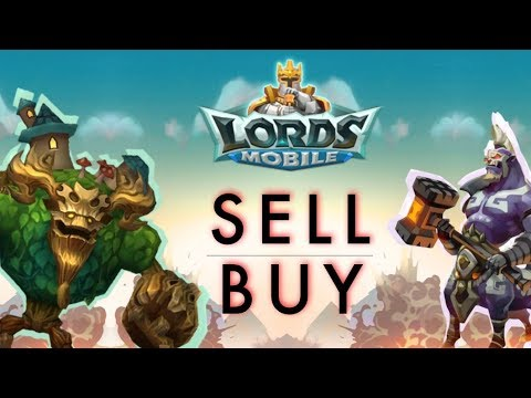 Lords Mobile: Sell & Buy Zeroed / Quitted Accounts! | Lordsmobilemarket