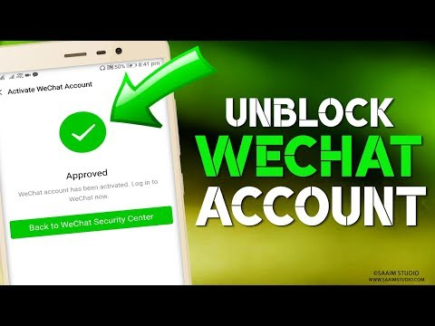 WeChat Block Account Fix | How To Unblock WeChat Account? Wechat Account Recovery Tips