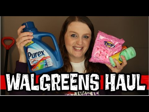 Walgreens Haul And Deals April 5th-11th 2020