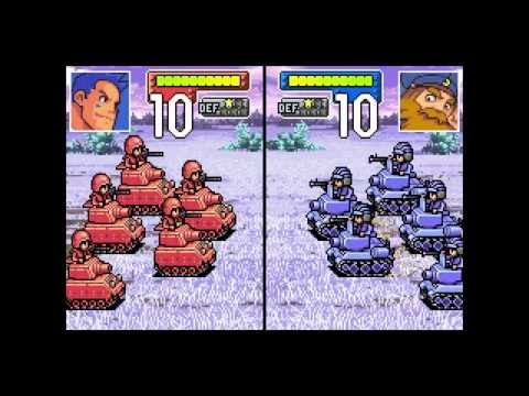 Advance Wars -- Campaign, Mission 6a: Olaf's Navy! (BONUS: Alternate Victory Conditions)