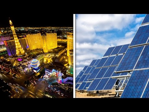 Las Vegas Reaches HUGE Energy Milestone