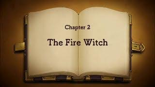 Professor Layton vs. Ace Attorney #07 ~ Chapter 2 - The Fire Witch (1/4)
