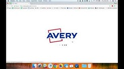Using Pages to create Avery Labels