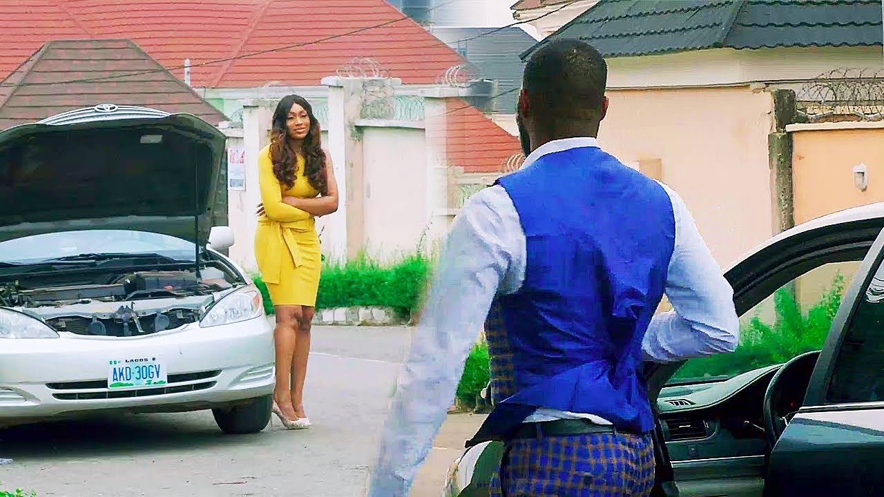 I Never Believed That The Love Of My Life, Would Be A C.E.O That Came 2 Fix Ma Car - nigerian