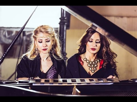 Marija & Julijana - Red Apple (Loly Phabay - Hop,  Hop, Hop)