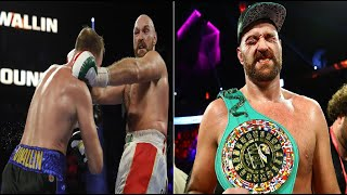 SHOCKING LOW TICKET SALES REVEALED FOR TYSON FURY vs OTTO WALLIN!!