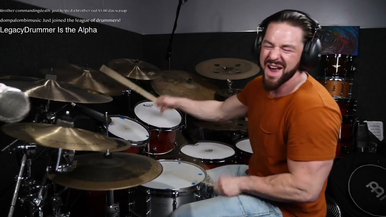 Matt Garstka going off on a Twitch stream